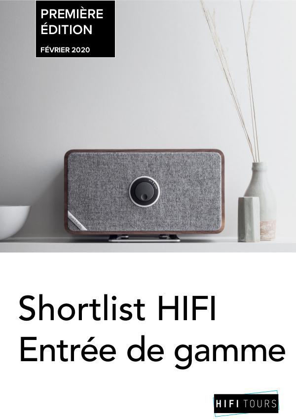 HIFI Entrée de gamme Shortlist Entrée de gamme - Tours
