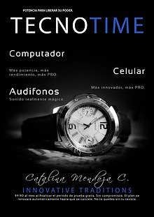 Revista Tecnologica.