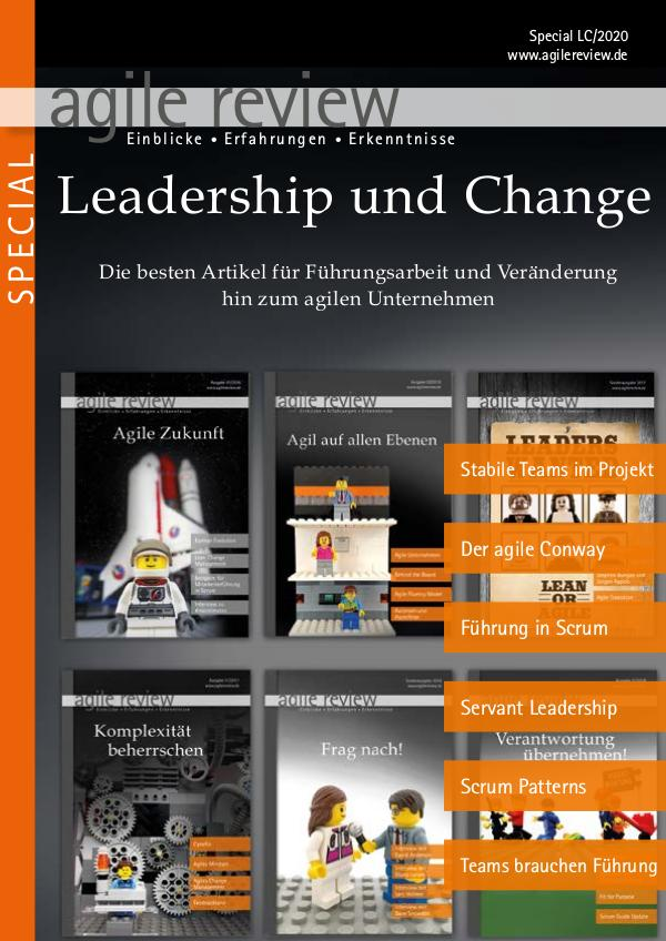 Agile Specials Leadership und Change Dossier (2020/LC)