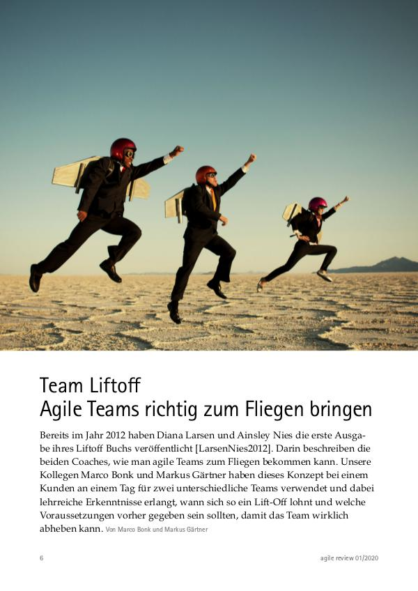Team Liftoff