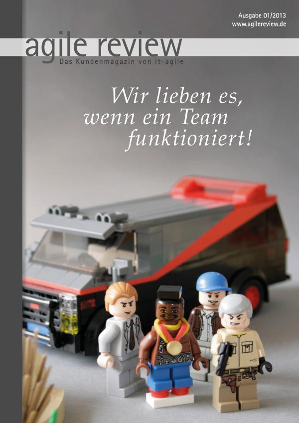 agile review Wir lieben es (2013/1)
