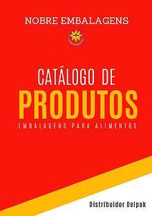 Catálogo Nobre Embalagens