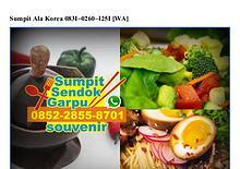 Sumpit Ala Korea Ö831–Ö26Ö–1251[wa]