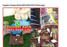 Supplier Dompet Batik 0831.0260.1251[wa]
