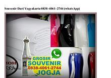 Souvenir Dari Yogyakarta O838–4O61–2744[wa]