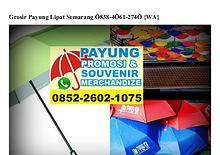 Grosir Payung Lipat Semarang 0838•406I•2740[wa]