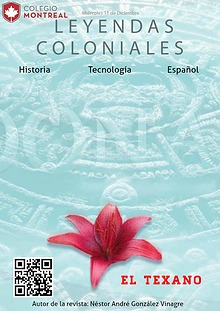 Revista de leyendas coloniales