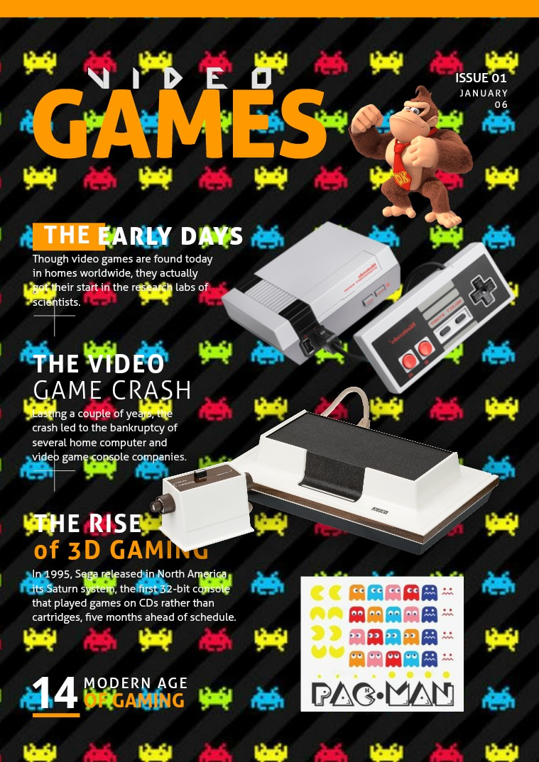 Video Game History 1