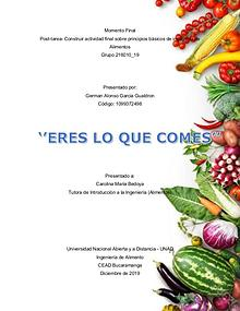 Revista de Alimentos