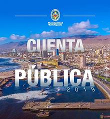 CUENTA PUBLICA 2019 MUNICIPALIDAD DE ANTOFAGASTA