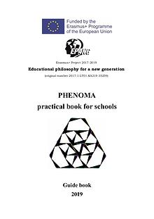 PHENOMA practical book for schools 2019