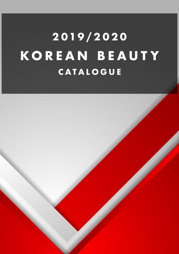 Korean Beauty Korean Beauty