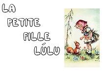 La petite fille Lúlu