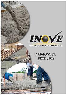 Consumíveis para as indústrias de cimento, concreto, argamassa, etc.