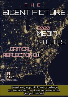 critical reflection Q1