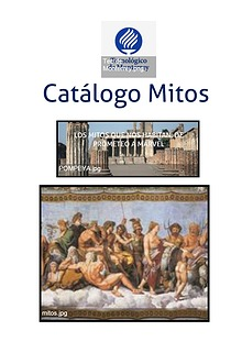 Catálogo Virtual de Mitos