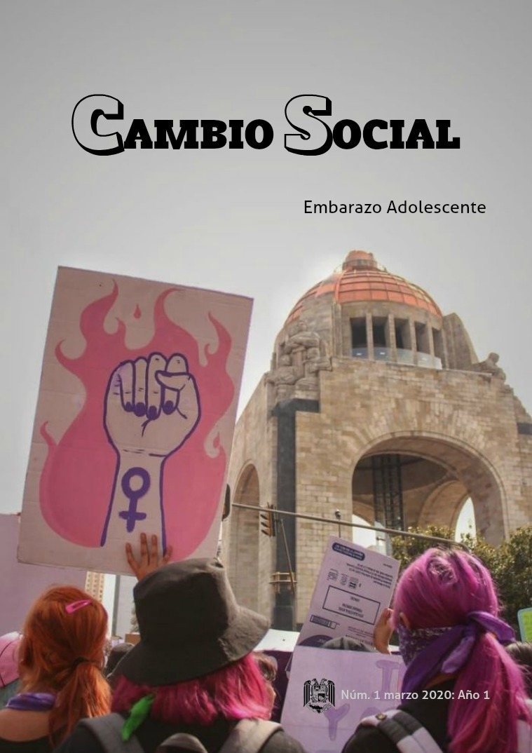 Cambio Social No. 1, marzo 2020: Año: 1