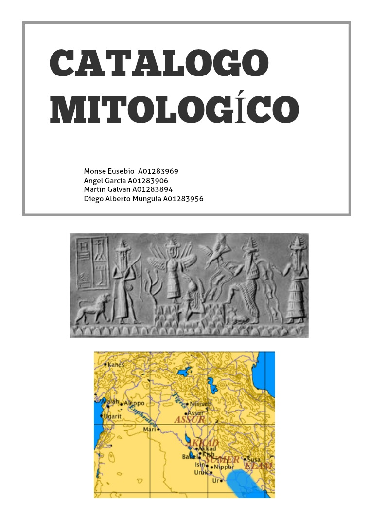 Mitología 1