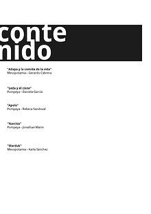Catálogo Mitológico