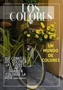 "LOS COLORES ""THE COLORS"""