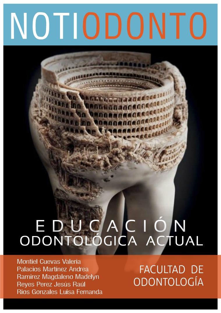 Educación odontológica actual 1