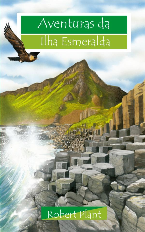 Livros Aventuras da ilha esmeralda