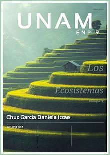 Revista tipos de ecosistemas 502 Chuc García Daniela Itzae