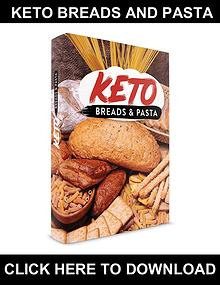 Keto Breads and Pasta PDF, eBook by Dr. Ashley Smith