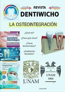 La educación odontológica actual- Osteointegración