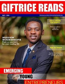 Giftrice Reads Entrepreneurs Magazine