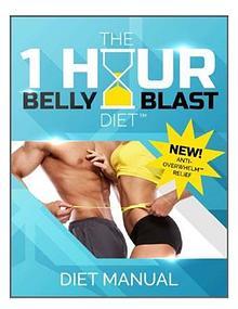 1 Hour Belly Blast Diet by Dan Long  PDF EBook Free Download