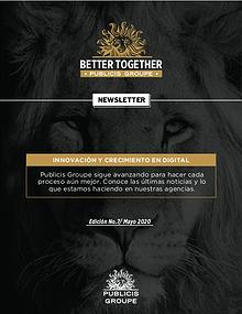 Newsletter Publicis Groupe Colombia