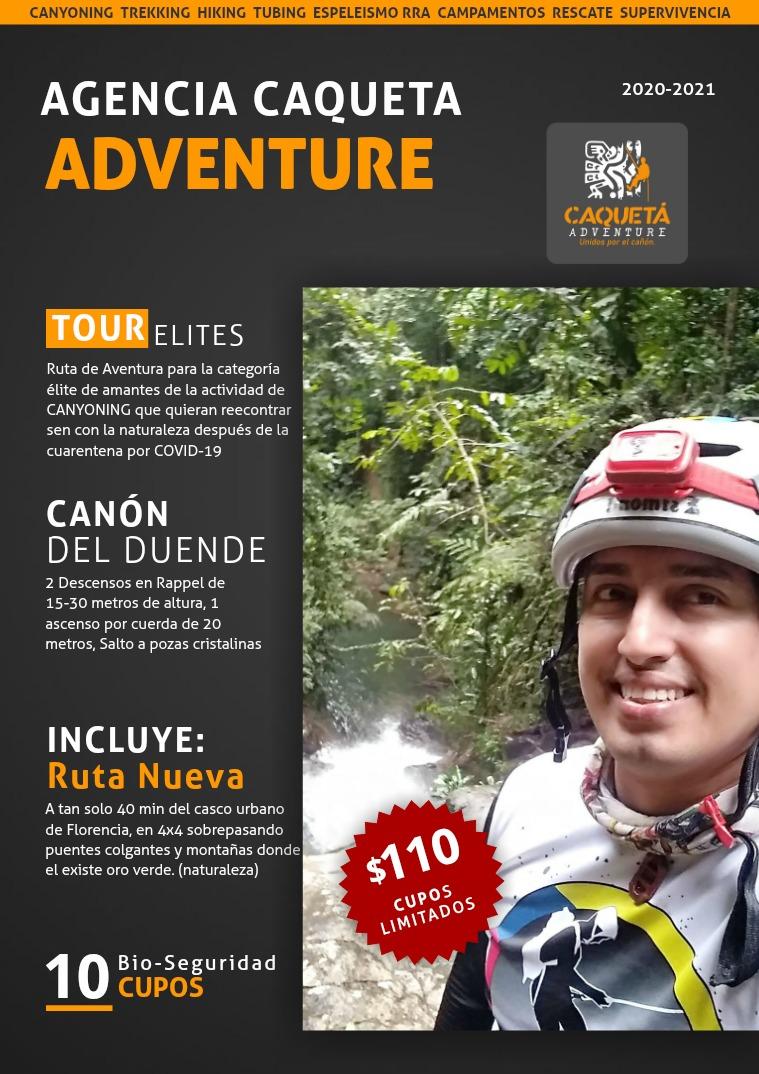 CANYONING EN LOS TIEMPOS DEL COVID-19 1