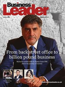 Oct 2020 Business Leader Magazine M&N