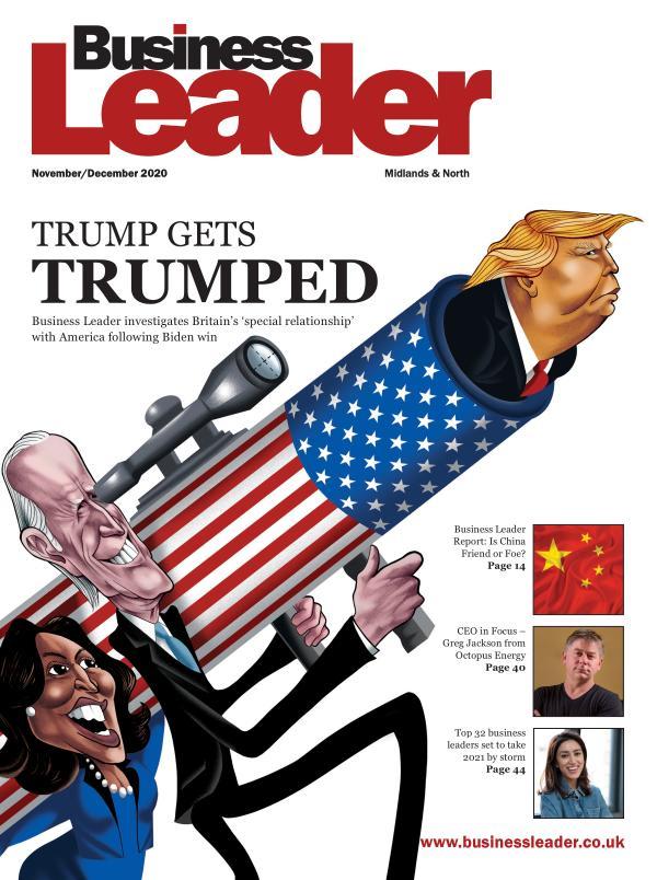 Dec 2020 Business Leader Magazine M&N Midlands & North Edition
