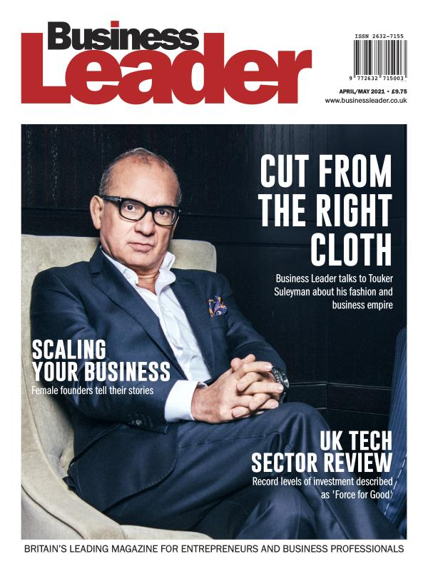Business Leader Magazine April/May 2021
