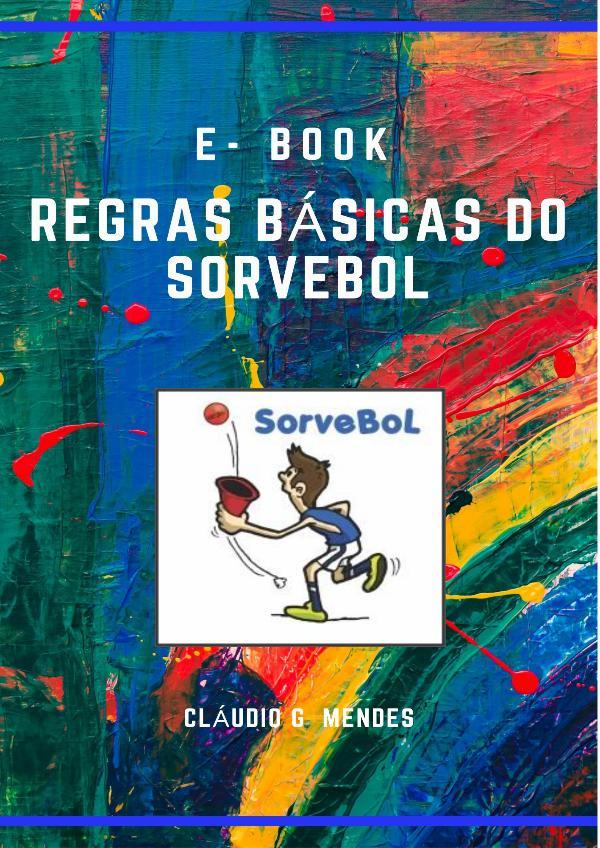 E-BOOK Regras do Sorvebol NOVO 2020