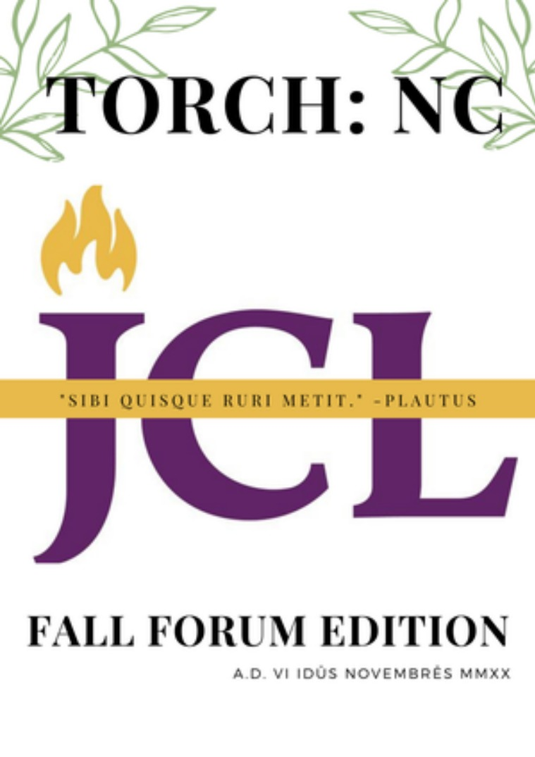 Fall Forum Edition