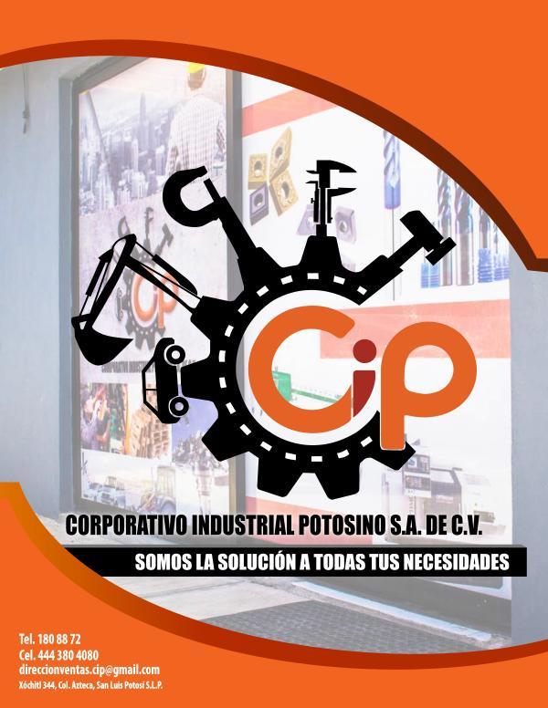 Catalogo de servicios CIP L.D.G. Cristopher De Lira