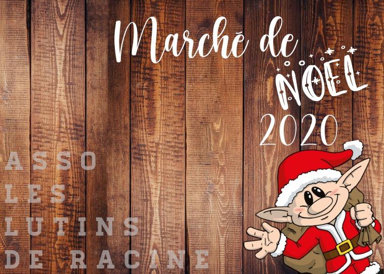 Catalogue Marche de Noël - Les lutins de Racine