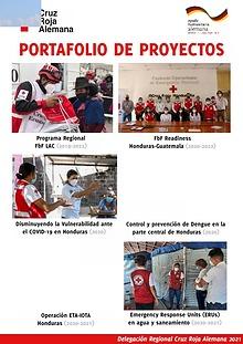 Portafolio de Proyectos Cruz Roja Alemana