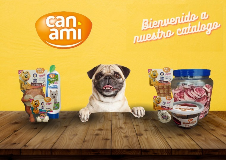 Catalogo  Can-ami can-ami