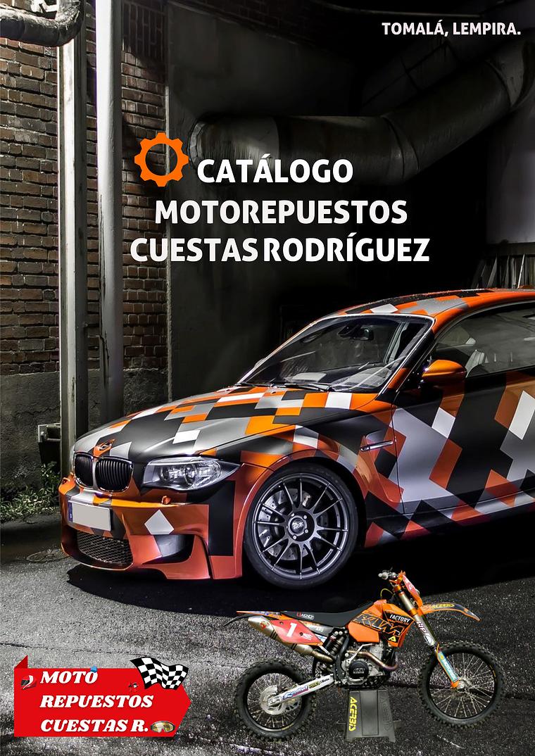 Catalogo de Motorepuestos Cuestas Rodriguez