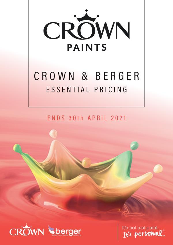 Essentials Campaign April-May 2021